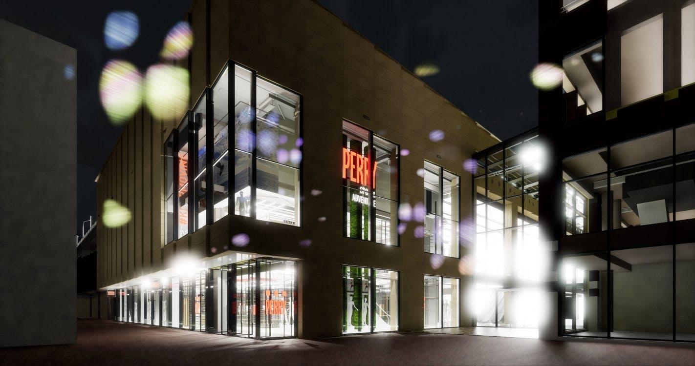 Perry Sport verhuist op 21 april naar de overkant en krijgt nieuw concept