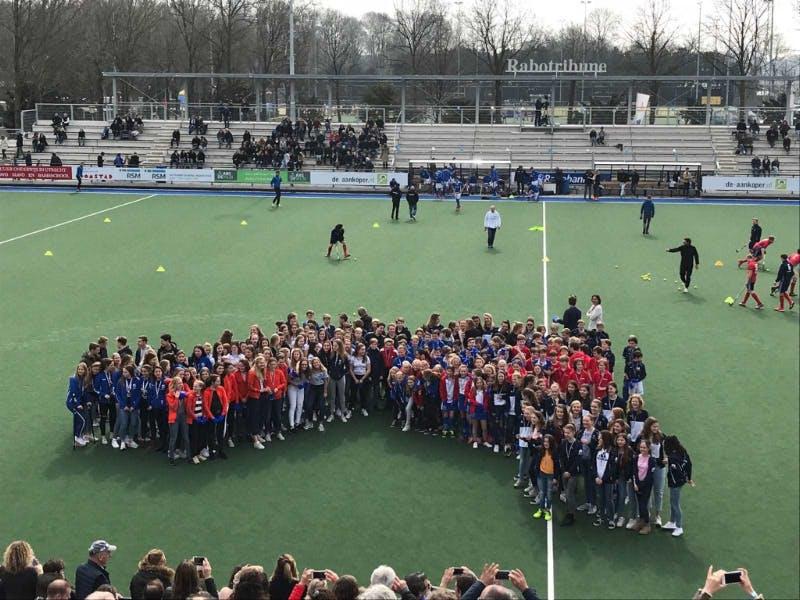 Kampong wint ruim van Tilburg en maakt zich op voor EHL
