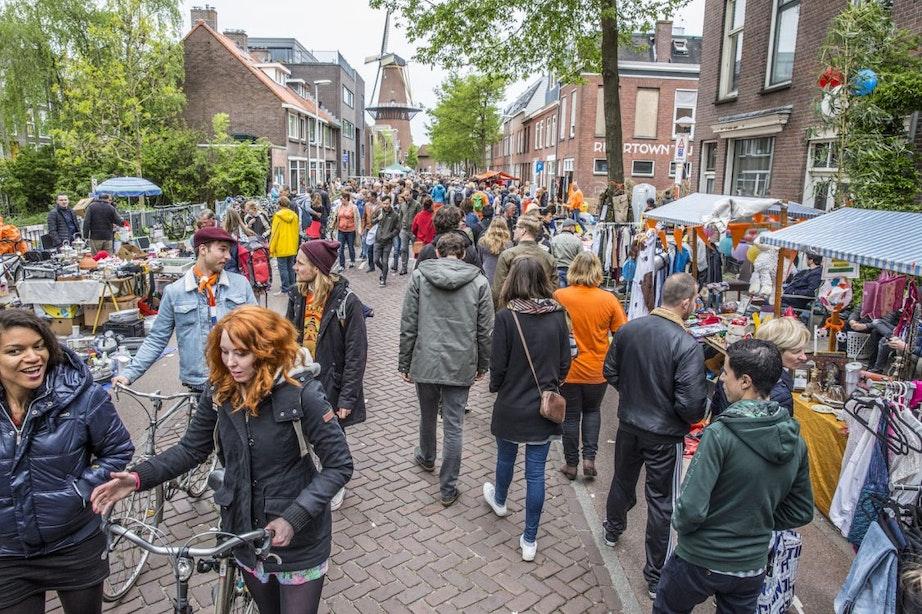 Aantal evenementen Koningsdag in Utrecht vergelijkbaar met vorig jaar