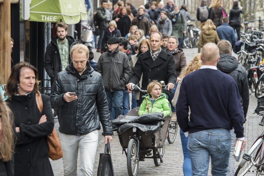 Nog een paar weken: hoe zit het met het nieuwe voetgangers- en fietsgebied in binnenstad Utrecht?