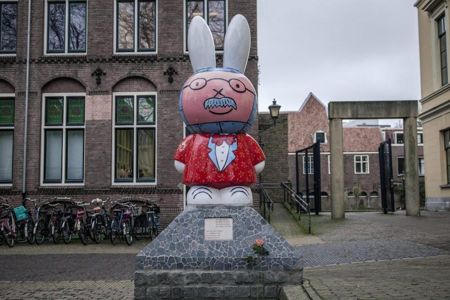 Na maanden van afwezigheid komt nijntje weer terug naar de Mariaplaats in Utrecht