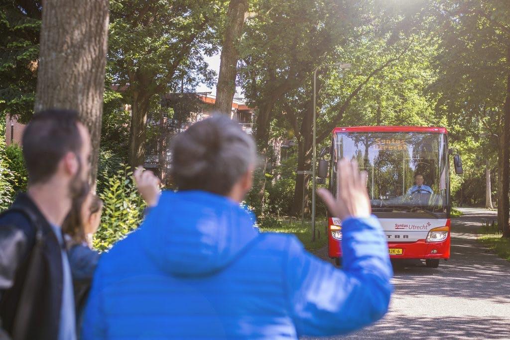 VVV-bon voor Syntus-reizigers in Utrecht