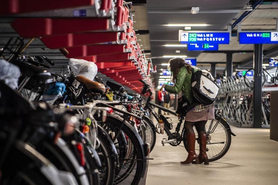 Utrechtse fietsenstallingen gaan weer open