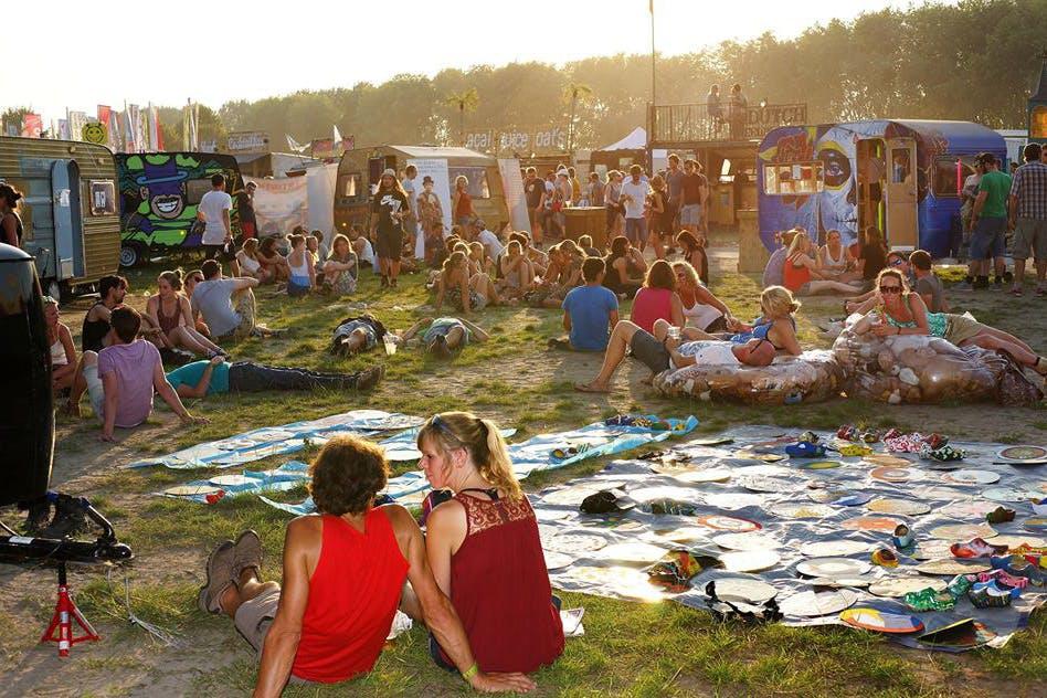 Dagtip: Festival op Rotsoord & Go West in de Cereolfabriek