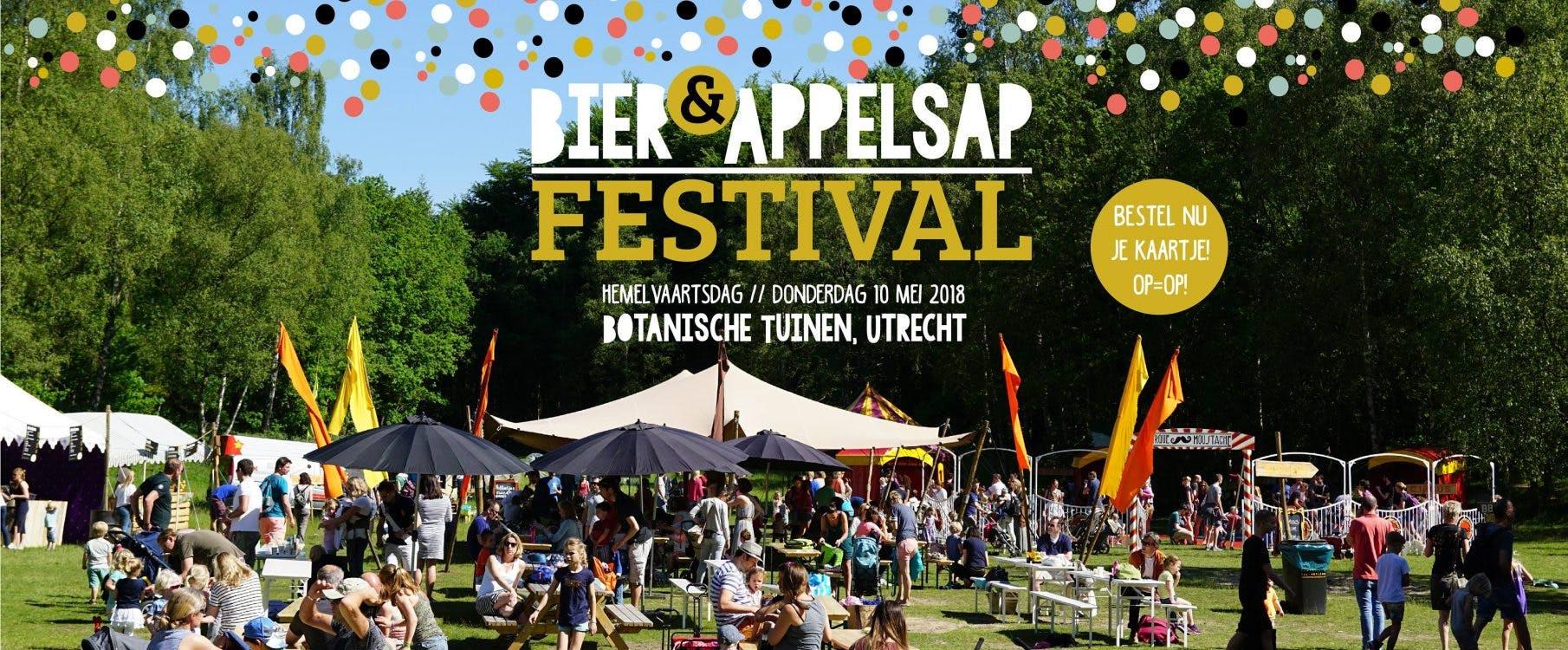 Meer dan 50 activiteiten voor jong en oud op Bier en Appelsap Festival; Win nu kaarten