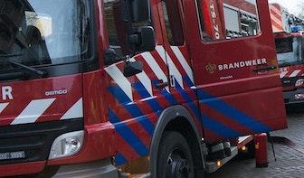 Brandweer uitgerukt voor 'grote brand' in nieuwbouwwoningen Leidsche Rijn