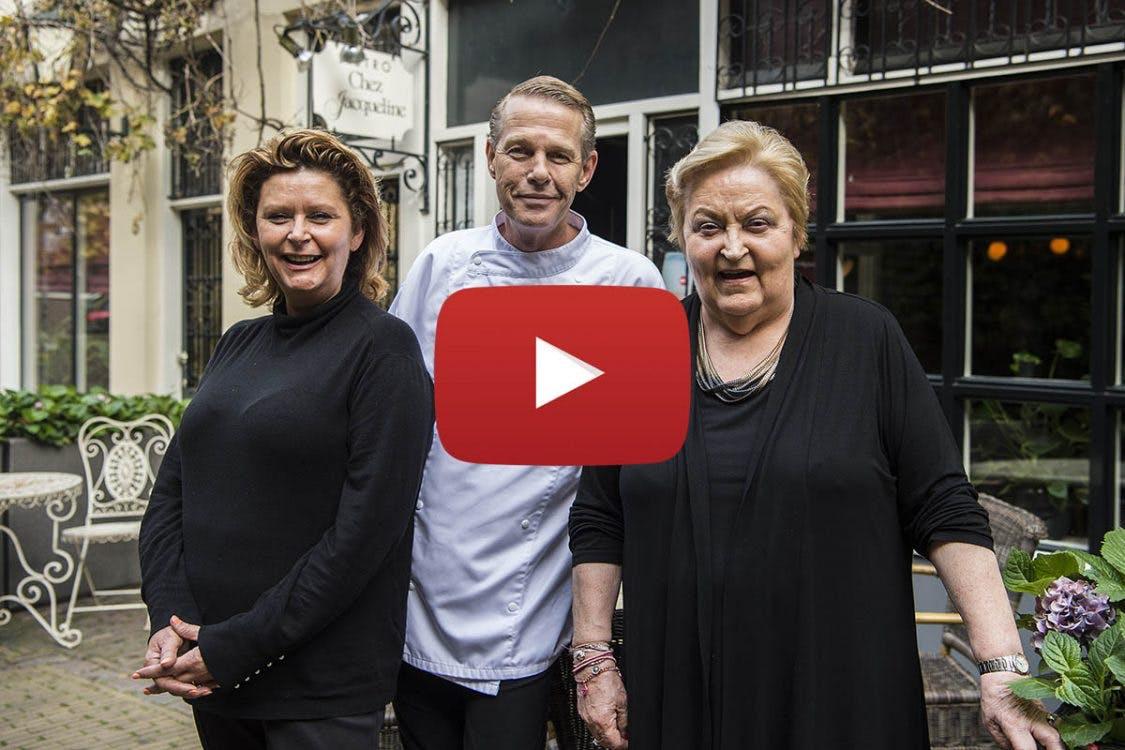 Video: De laatste dag van Chez Jacqueline
