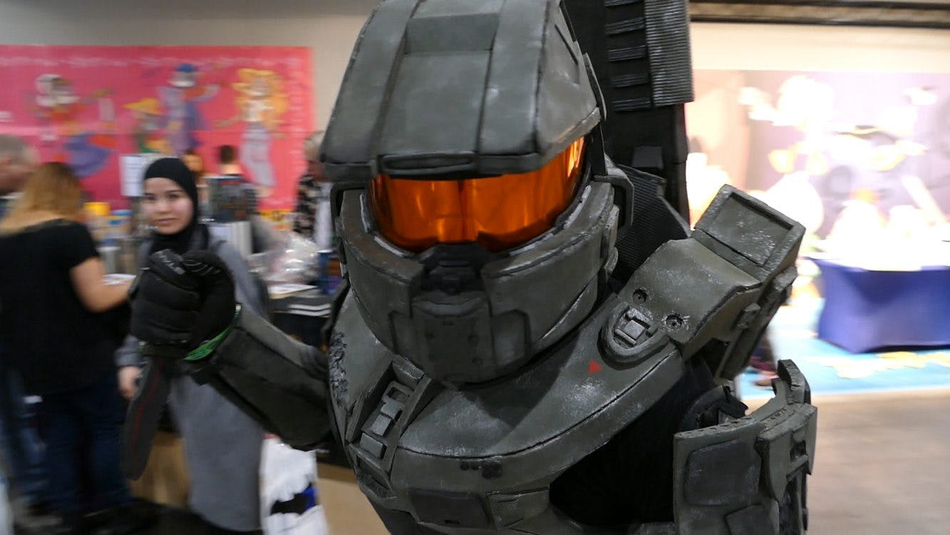 DUIC TV bij Comic Con: Zien en gezien worden