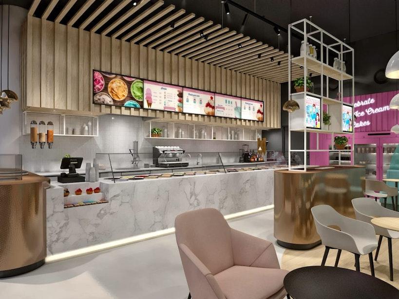 Amerikaanse ijswinkel Baskin-Robbins opent eerste Nederlandse vestiging in Utrecht