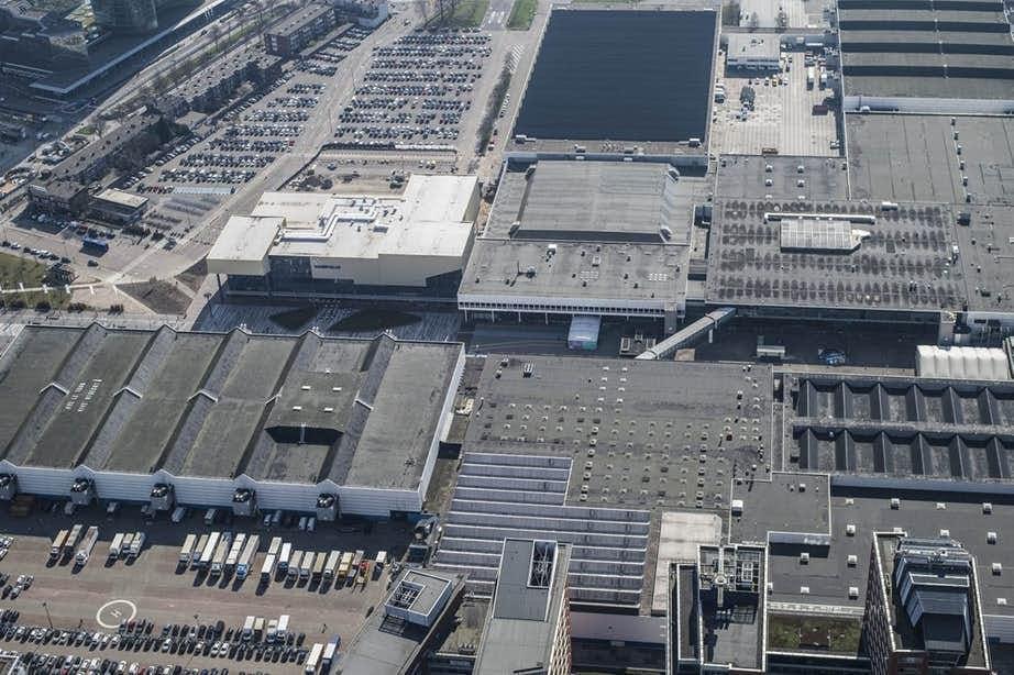 Goudsmid voor tienduizenden euro's bestolen in Jaarbeurs