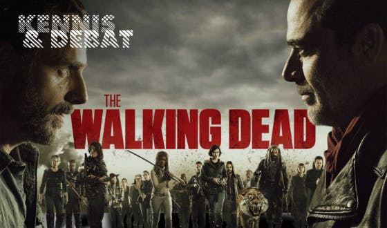 Dagtip: tv-serie The Walking Dead ontleden in TivoliVredenburg