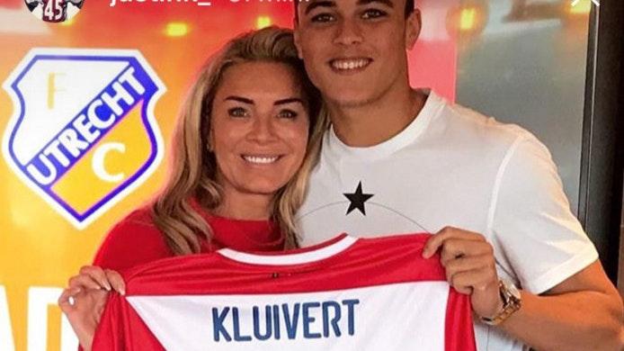 Gewilde zoon van Patrick Kluivert tekent bij FC Utrecht