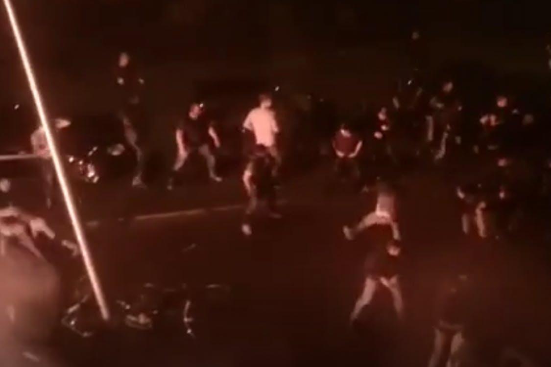 Negen arrestaties voor voetbalrellen in Utrecht