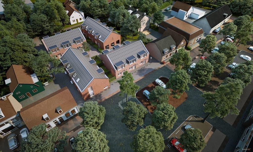Nog 3 woningen beschikbaar in 't Hof van Jutphaas