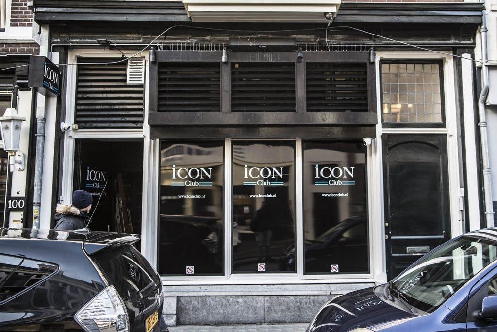Gloednieuwe ICON Club op de Voorstraat in Utrecht alweer te koop