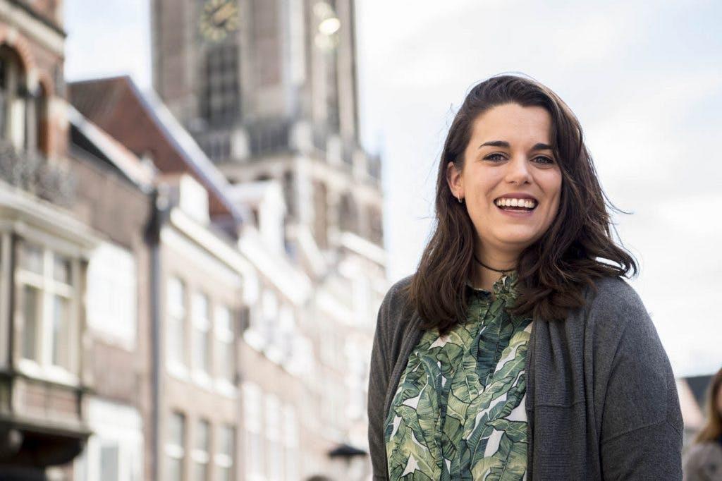 Allemaal Utrechters – Julieta Talamoni: 'In Buenos Aires was het de norm om niet op te vallen'