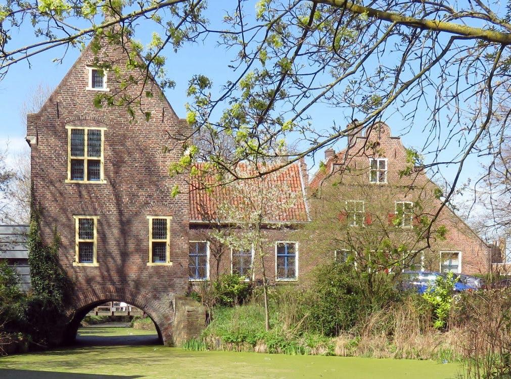 Hof van Chartreuse: poort naar de middeleeuwen