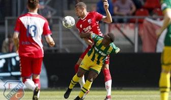 FC Utrecht verliest zicht op vierde plek na gelijkspel tegen ADO Den Haag