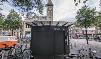 Openbare toiletten in Utrecht vanaf komend weekend weer te gebruiken