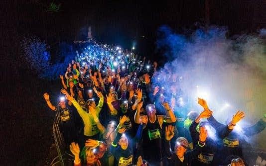Dagtip: Utrecht Night Run vanaf het Domplein