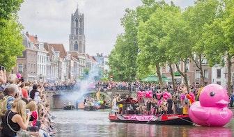 Bekijk hier het programma van de Canal Pride en Midzomergracht festival 2018 in Utrecht