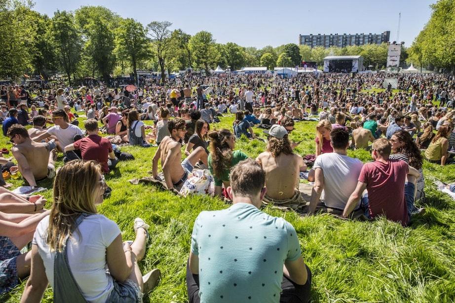 Gratis drinkwater mogelijk verplicht op festivals in Utrecht