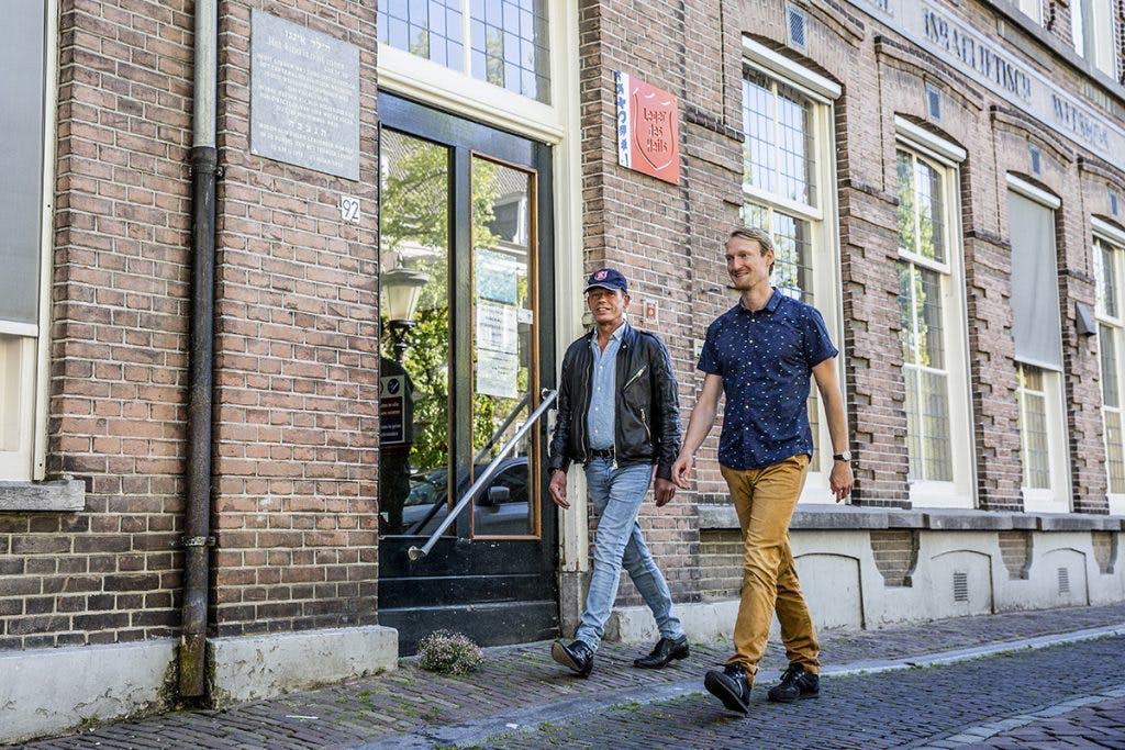 Onder de mensen – Herstart van de daklozenopvang in Utrecht: 'Eén voordeur en maatwerk'