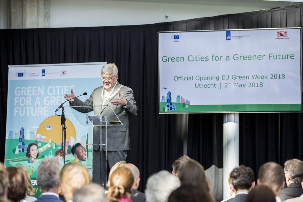 Startschot gegeven voor duurzame GreenWeek
