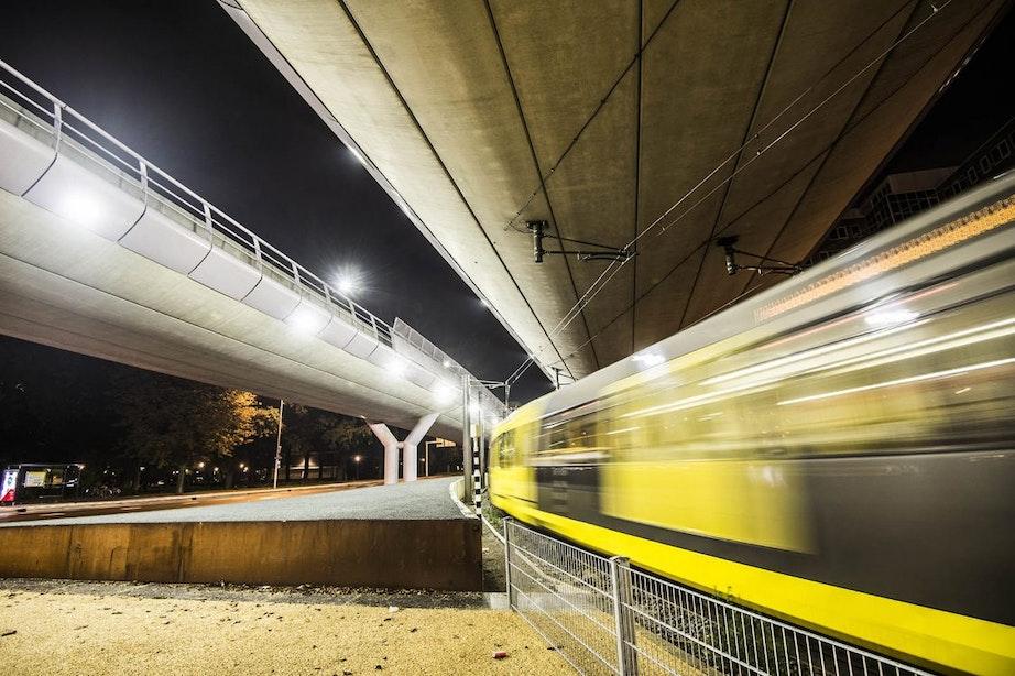 Geen tramverkeer in Utrecht door stroomstoring