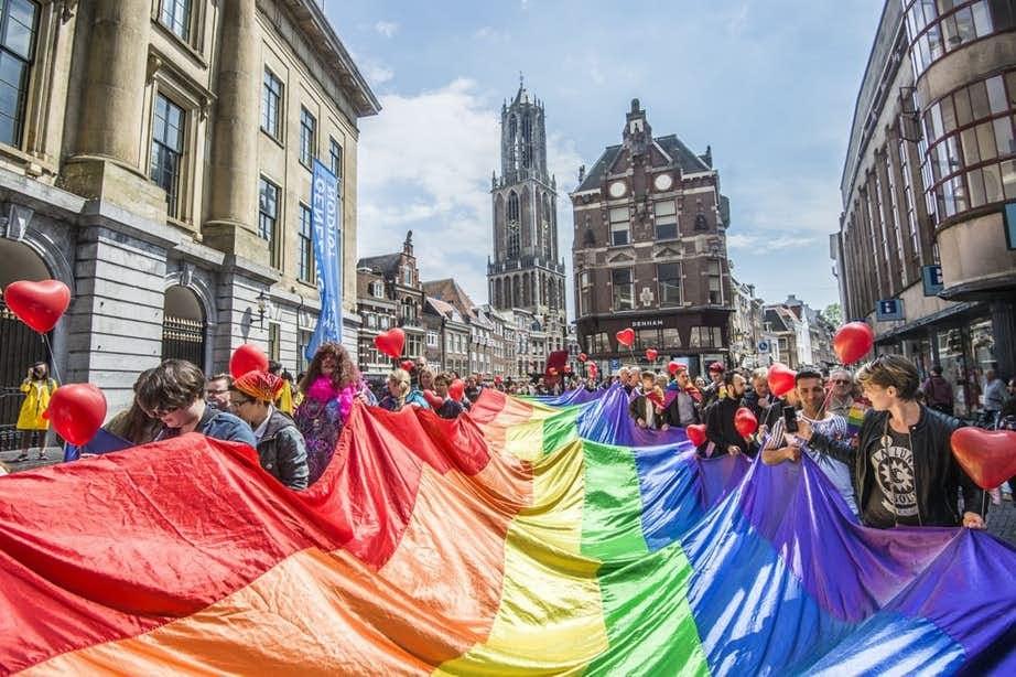 Dagtip: Walk of Love & feest in Leidsche Rijn