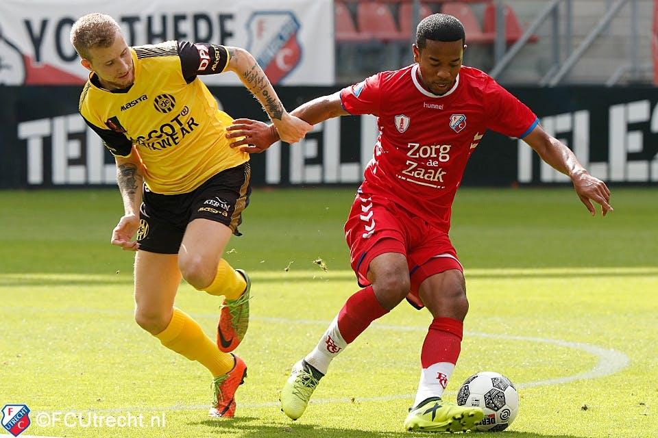 Jordy Zuidam: FC Utrecht gaat voor Simon Gustafson