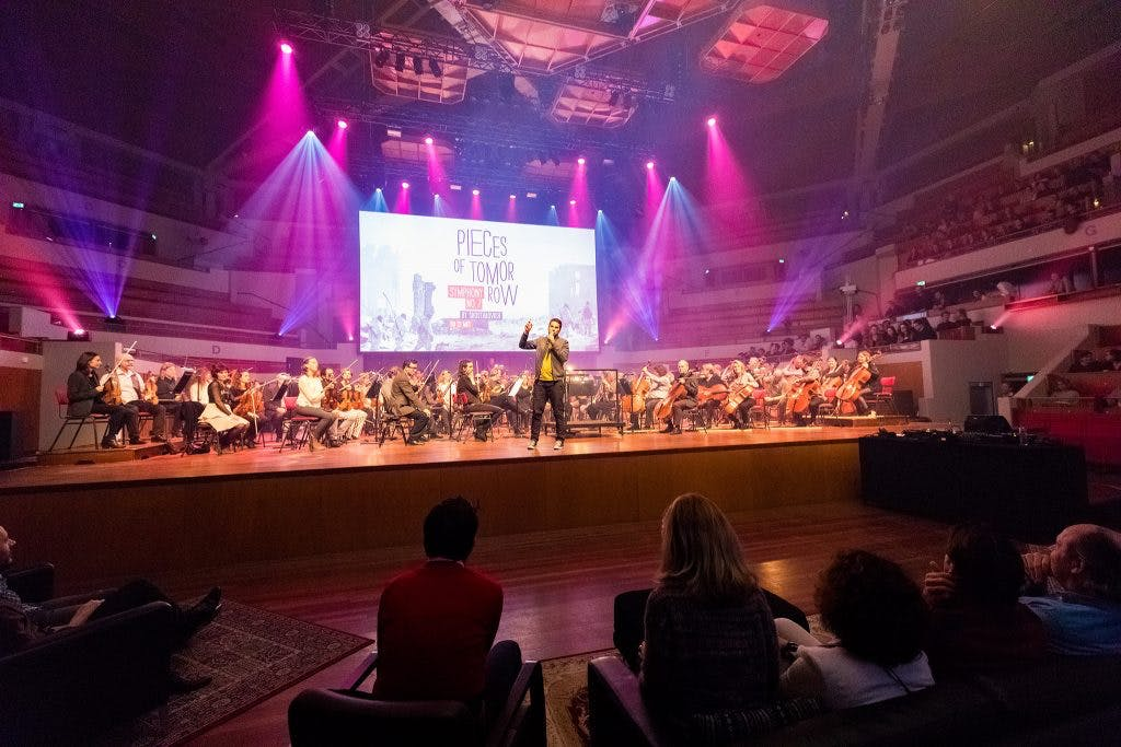 TivoliVredenburg presenteert Pieces of Tomorrow Festival: klassiek voor jong publiek