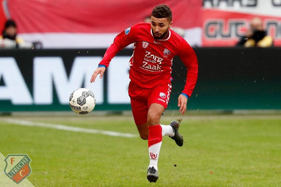 FC Utrecht bevestigt: Zakaria Labyad naar Ajax