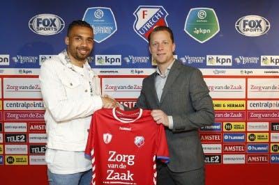 Transfer verdediger Leon Guwara naar FC Utrecht afgerond