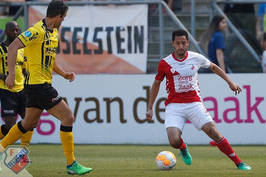 FC Utrecht past thuisshirt aan na kritiek van supporters