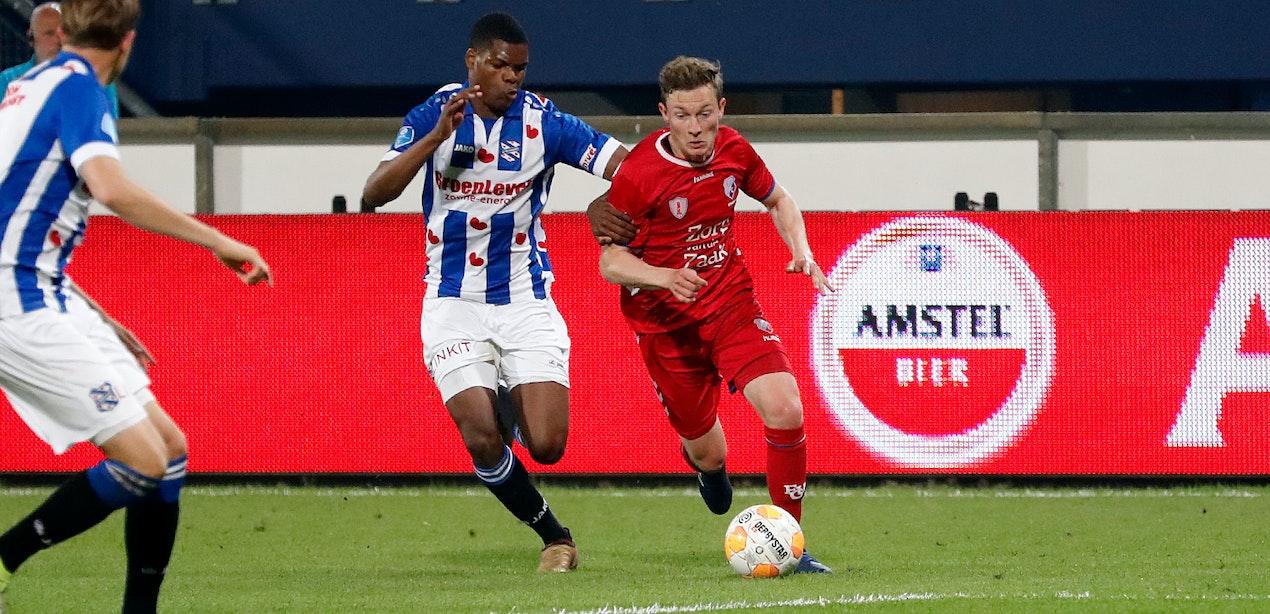 Veerkrachtig FC Utrecht houdt zicht op finale play-offs
