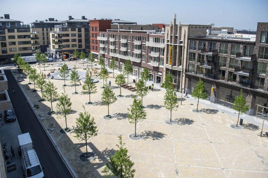 Fietsersbond: verbod fietsparkeren Brusselplein in Utrecht is belachelijk