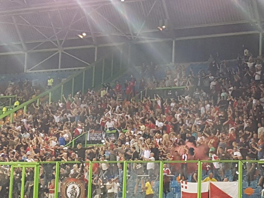 Zaterdag een Pitch Invasion bij FC Utrecht?