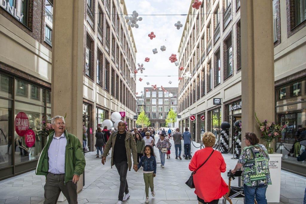 Alle winkelruimtes Leidsche Rijn Centrum verhuurd
