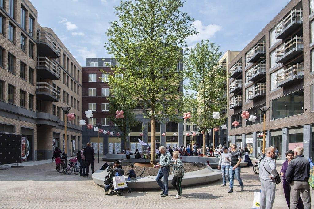 Chocoladewinkel Leonidas en restaurant De Pizzabakkers openen in Leidsche Rijn Centrum