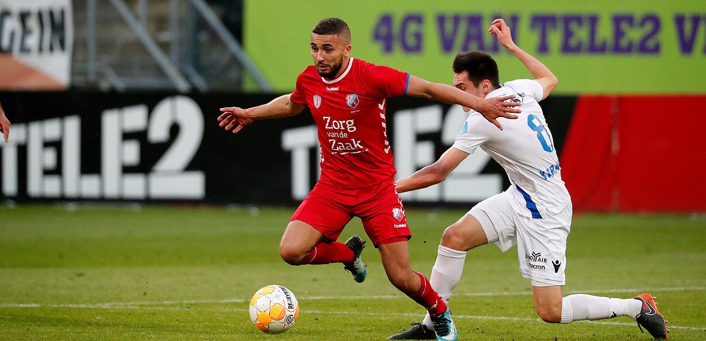 Europese droom FC Utrecht spat uiteen met tweede nederlaag tegen Vitesse