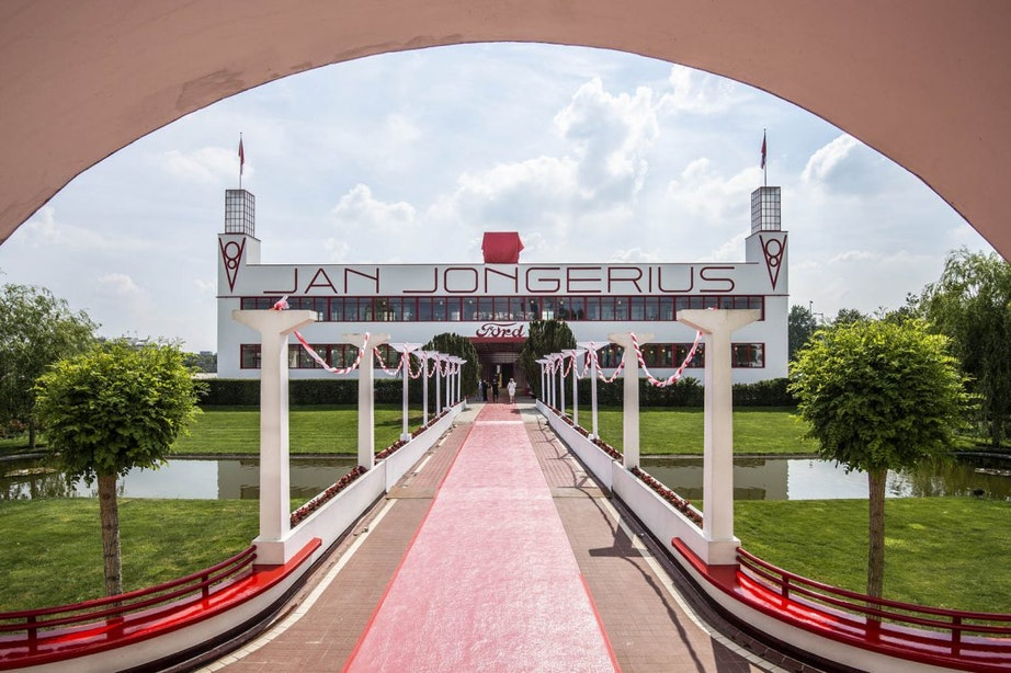 Villa Jongerius opent stadsstrand in Utrecht