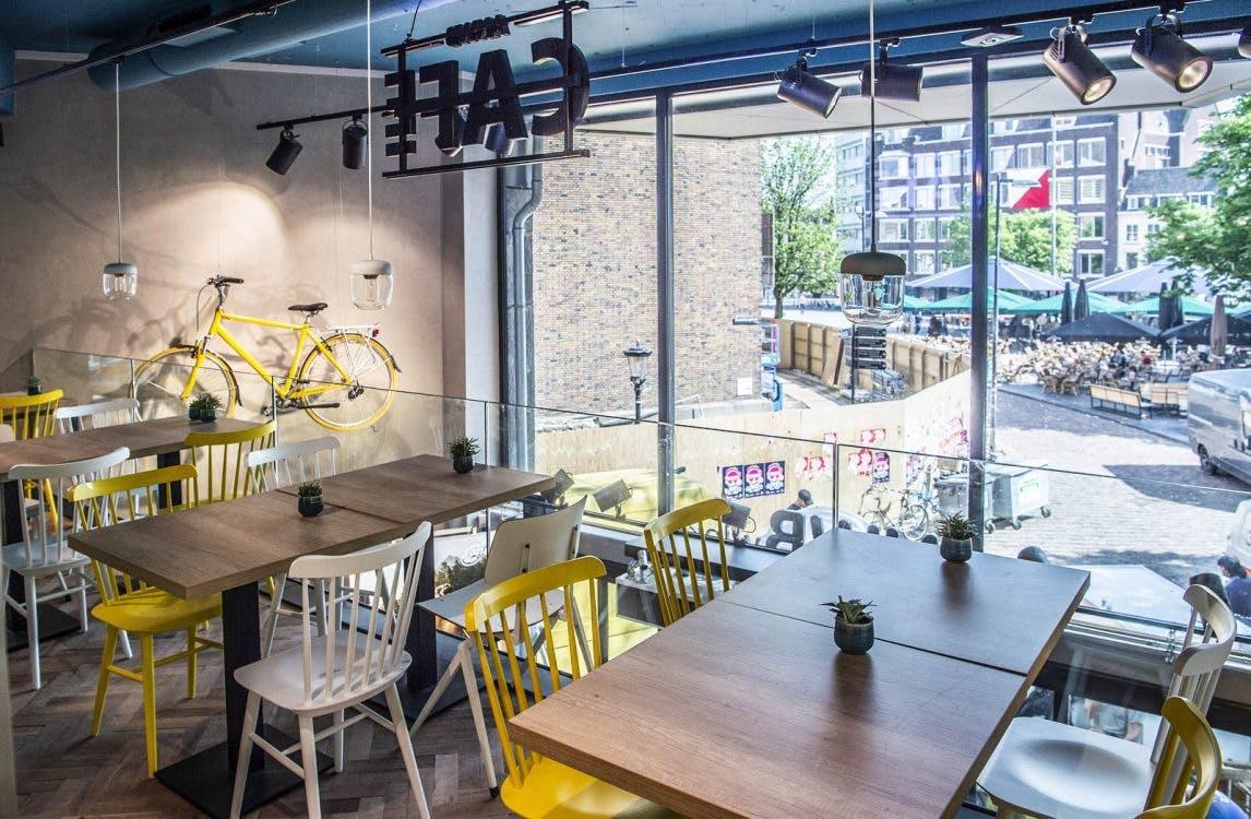 ANWB-café en winkel in de Neudeflat gaan open voor publiek