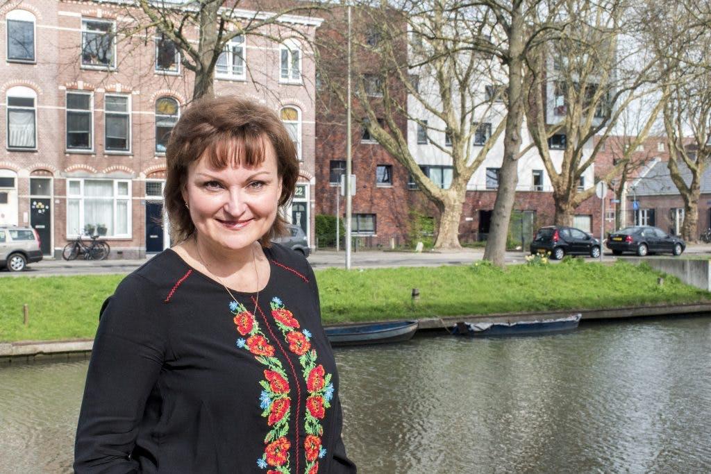 Allemaal Utrechters – Tanya Leeuwen-Skrypka: 'Kanaleneiland lijkt op mijn thuisstad in Oekraïne'
