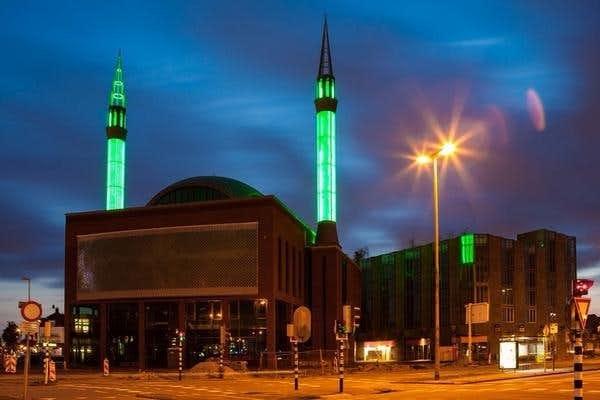 Gemeente Utrecht verbiedt barbecue Pegida voor de Ulu-moskee