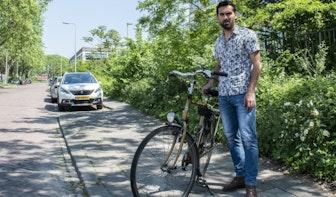 Onder de mensen: Fietsmeester Kaniwar helpt om balans te vinden op de fiets