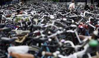 Gemeente Utrecht en Donkey Republic gaan 700 deelfietsen in de regio inzetten