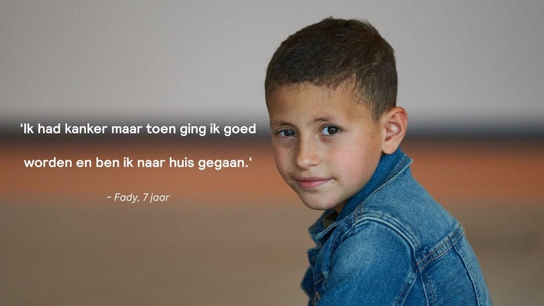 KRO-NCRV zendt zondag bijzondere documentaire uit over kinderkankerziekenhuis in Utrecht