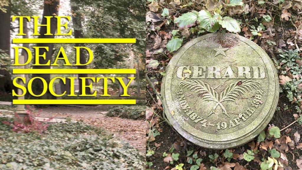 Vierde podcast The Dead Society: De 7-jarige Gerard