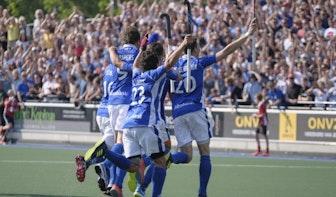 Kampong wint halve finale EHL